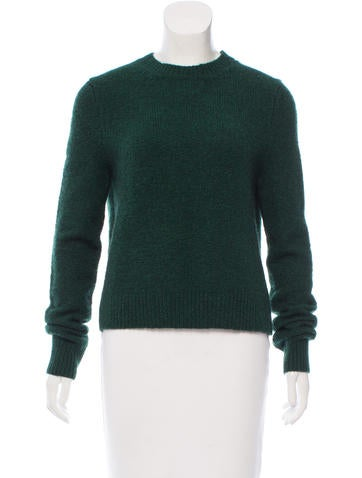 Céline Cashmere Knit Sweater None