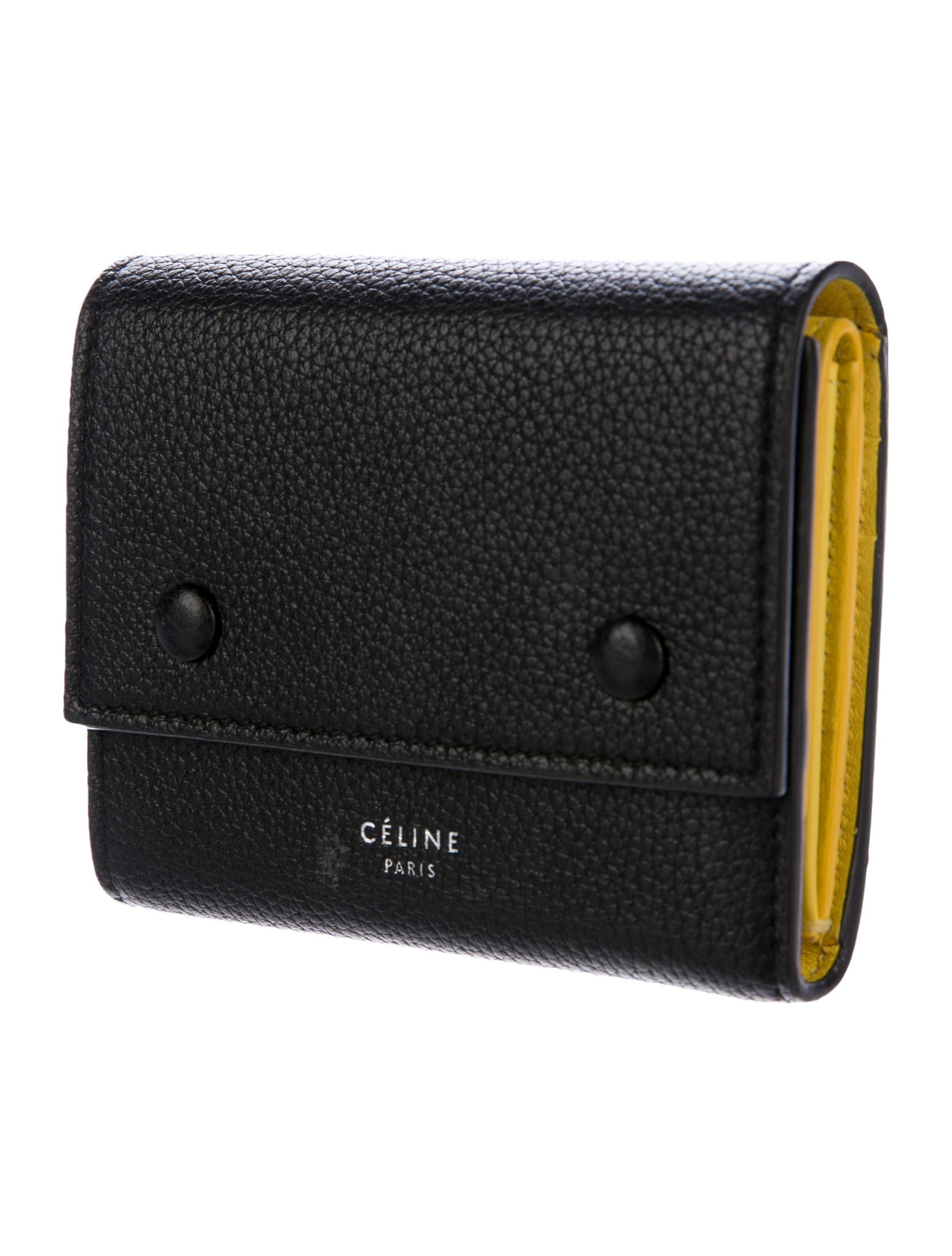 C 233 Line 2016 Small Folded Multifunction Wallet