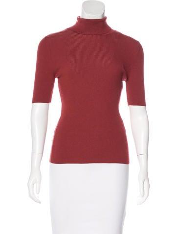 Céline Wool Knit Sweatshirt None