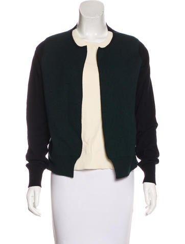 Céline Cashmere & Wool-Blend Sweater None
