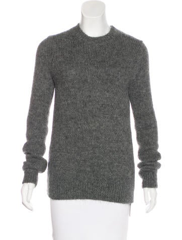Céline Alpaca Knit Sweater w/ Tags None
