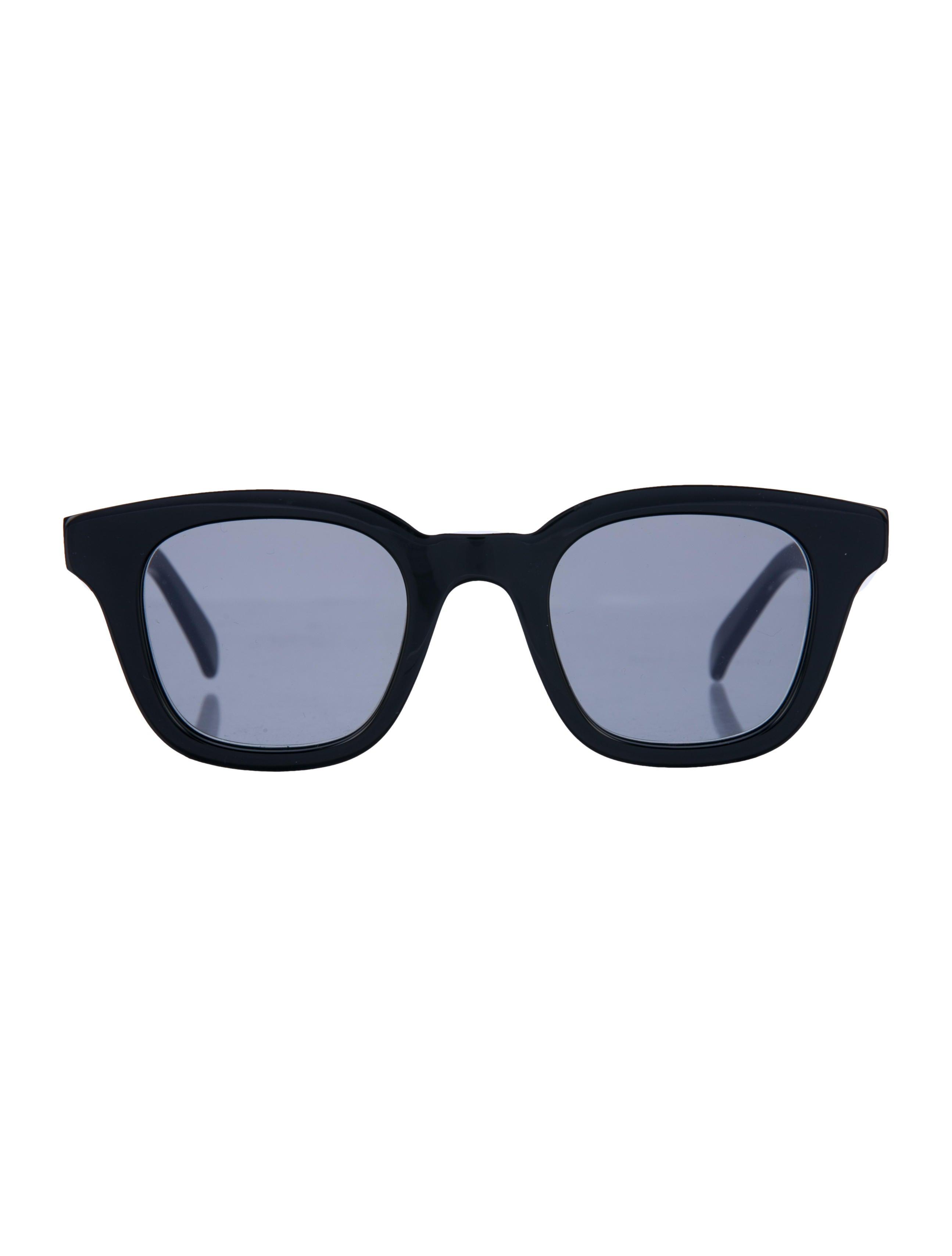 bf3fd21f0150a Celine Céline Sacha Wayfarer Sunglasses - Accessories - CEL59041 ...