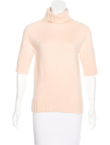 Céline Cashmere Turtleneck Sweater None