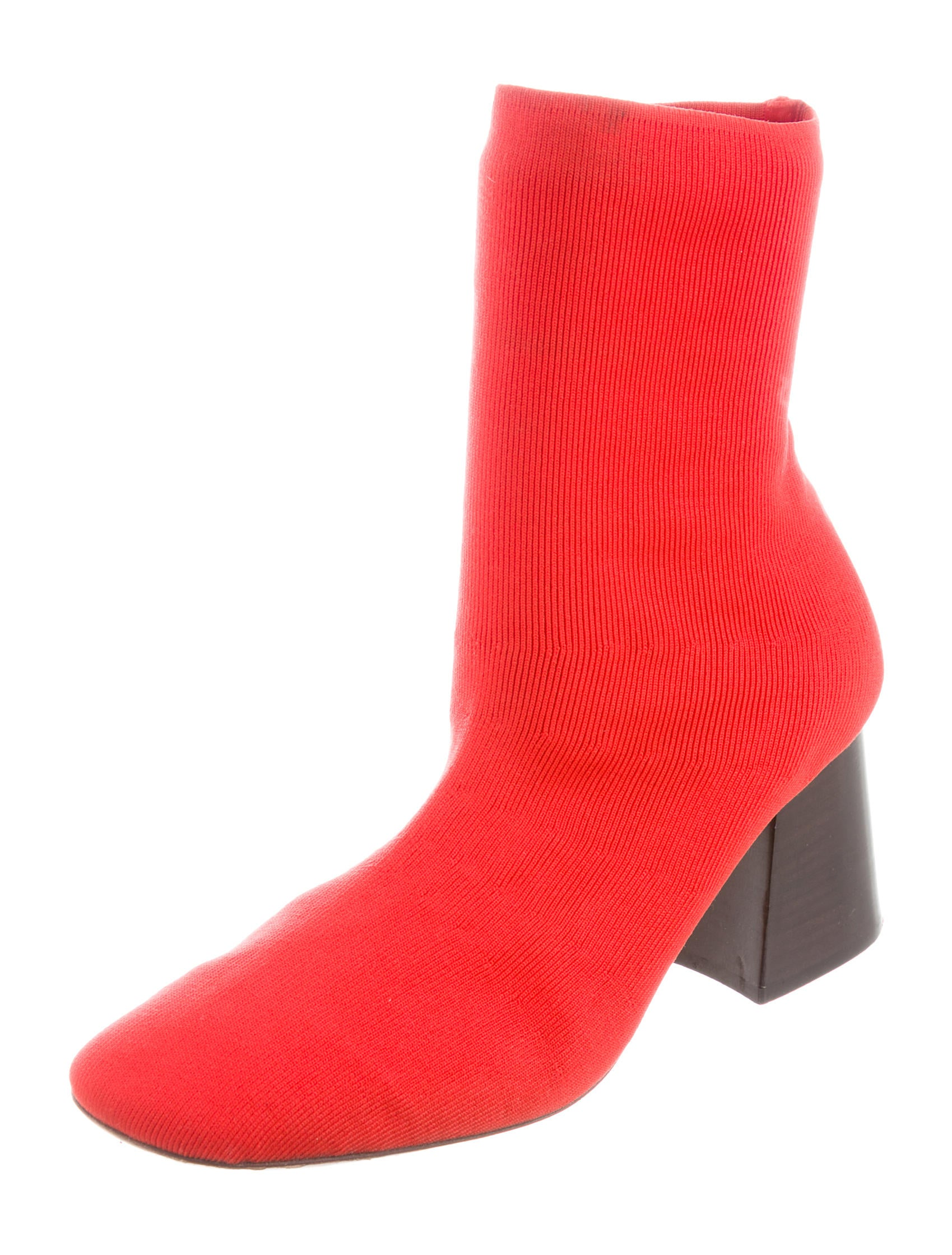 Céline Mid-Calf Sock Booties buy cheap order best online TvYKI