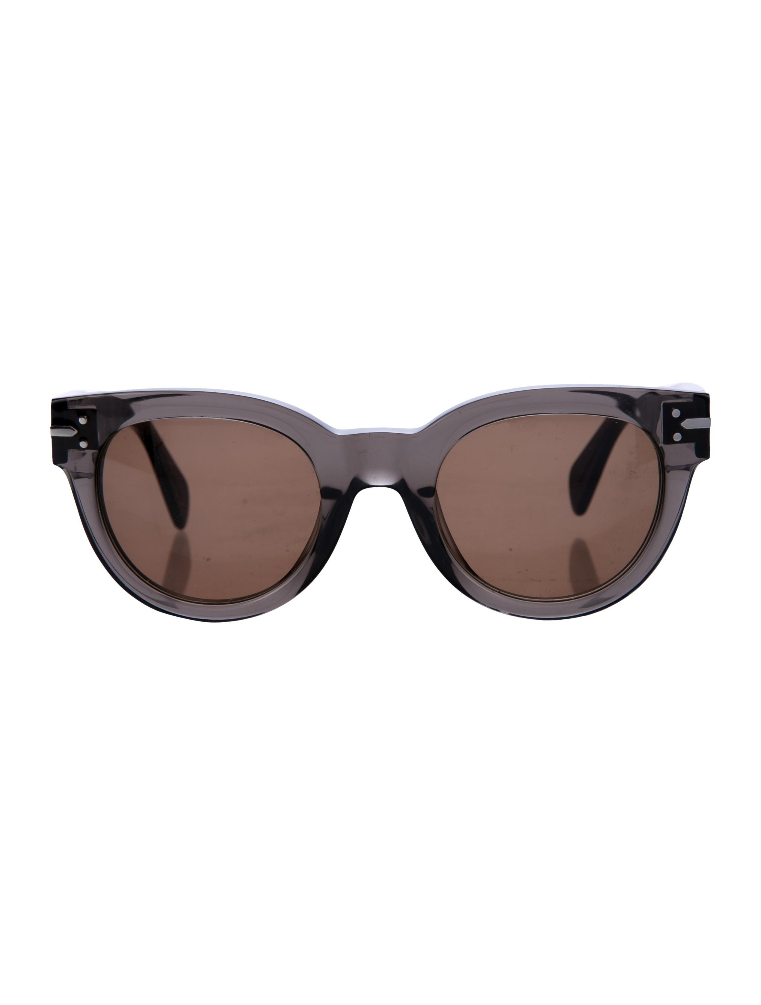 d444deb49eace Celine Céline New Butterfly Sunglasses - Accessories - CEL60566 ...