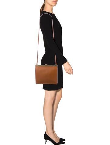 2017 Mini Clasp Shoulder Bag
