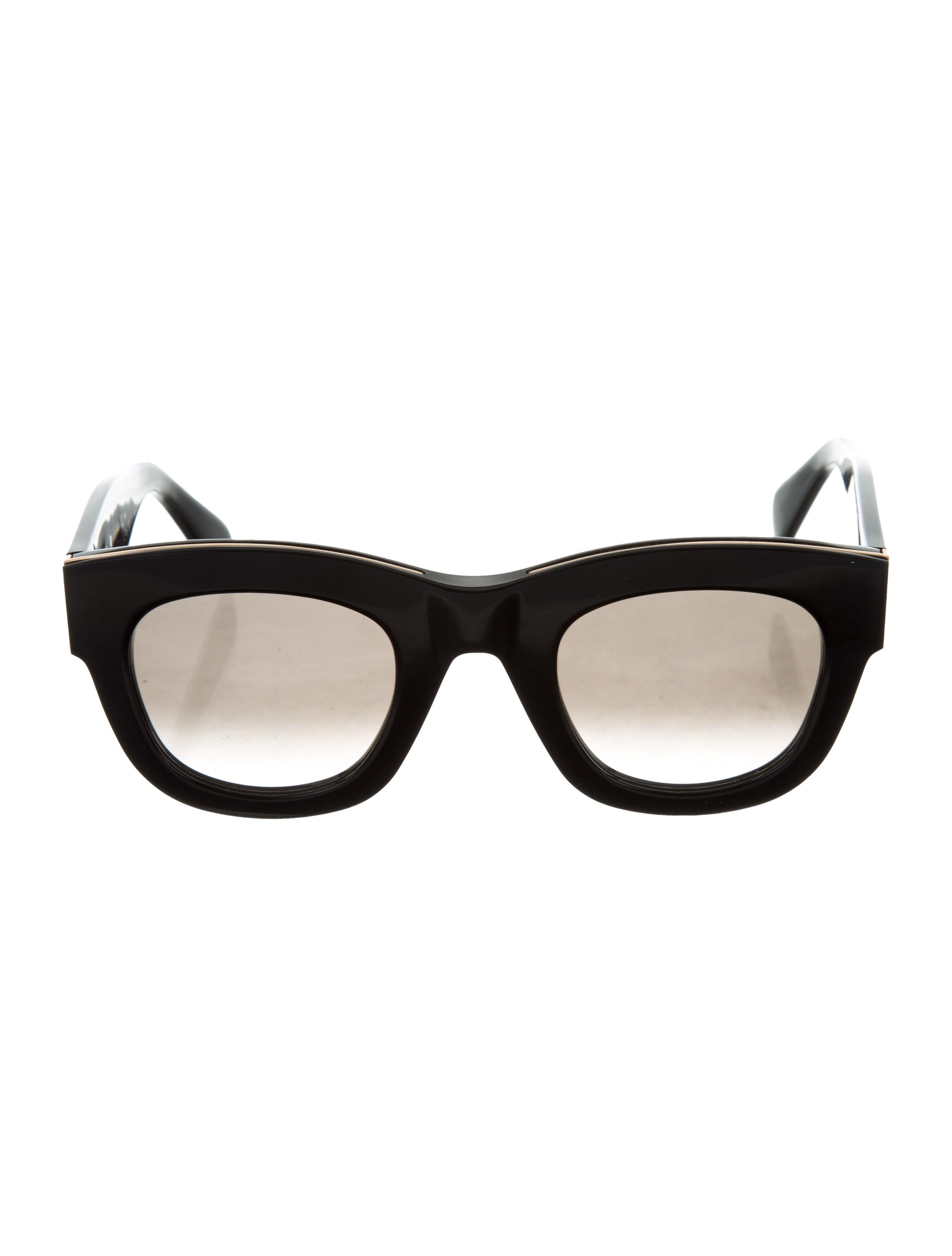 c34a14fb1bd Céline Strat Brow Sunglasses - Accessories - CEL61407