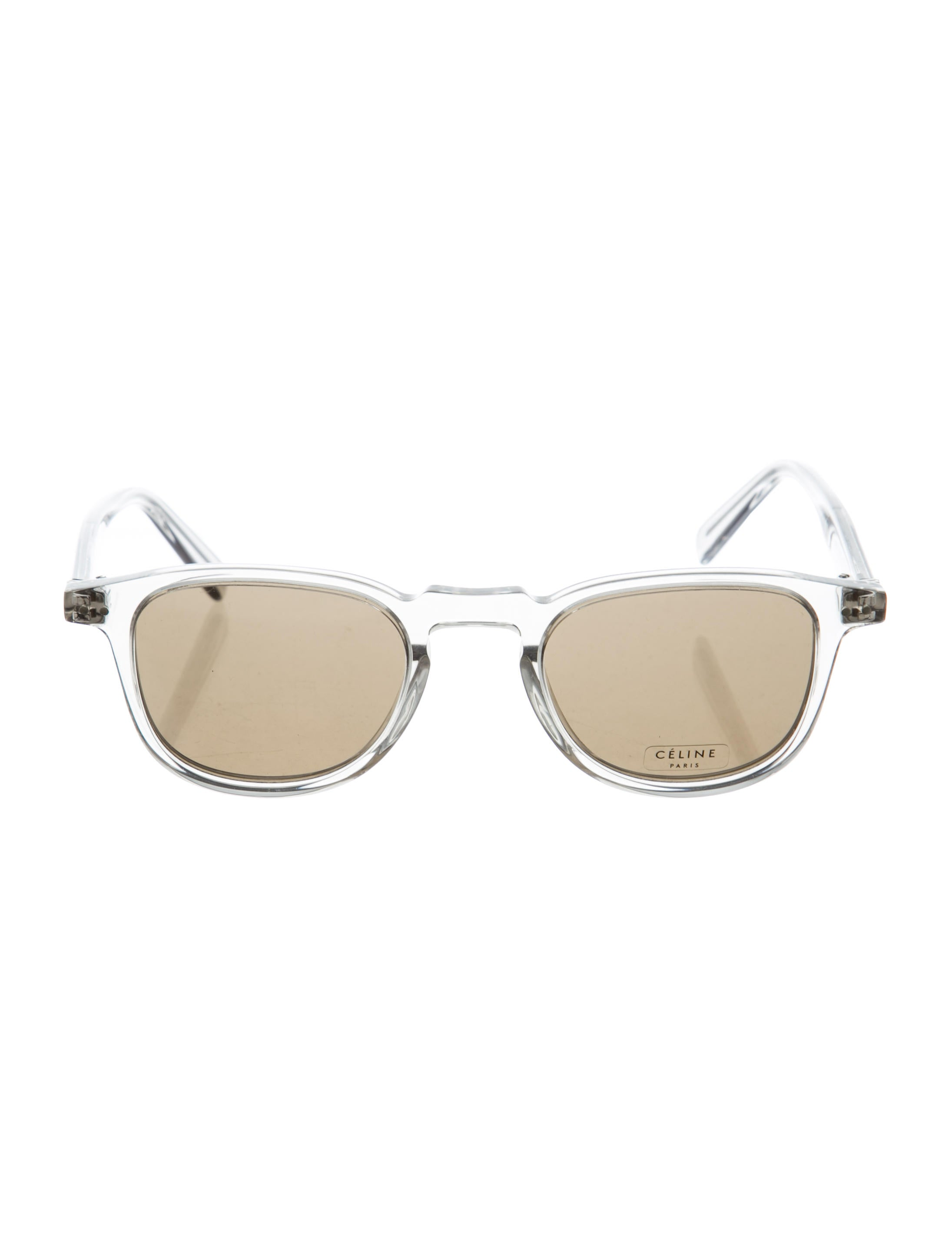 93035b7a9748e Céline Tinted Clubmaster Sunglasses w  Tags - Accessories - CEL64801 ...