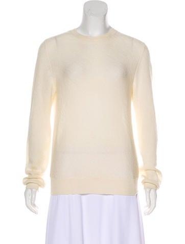 Céline Wool Knit Sweater None