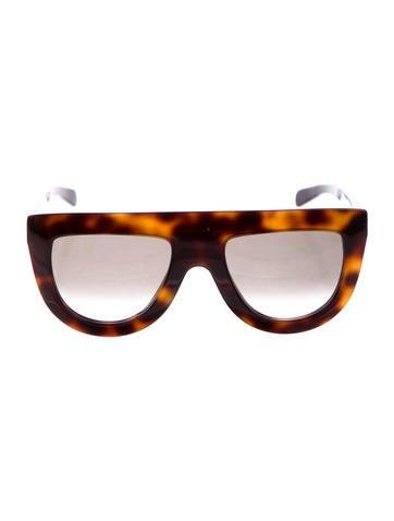 2e30368c3e251 céline-andrea-tortoiseshell-sunglasses by céline