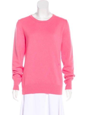Céline Knit Cashmere Sweater None