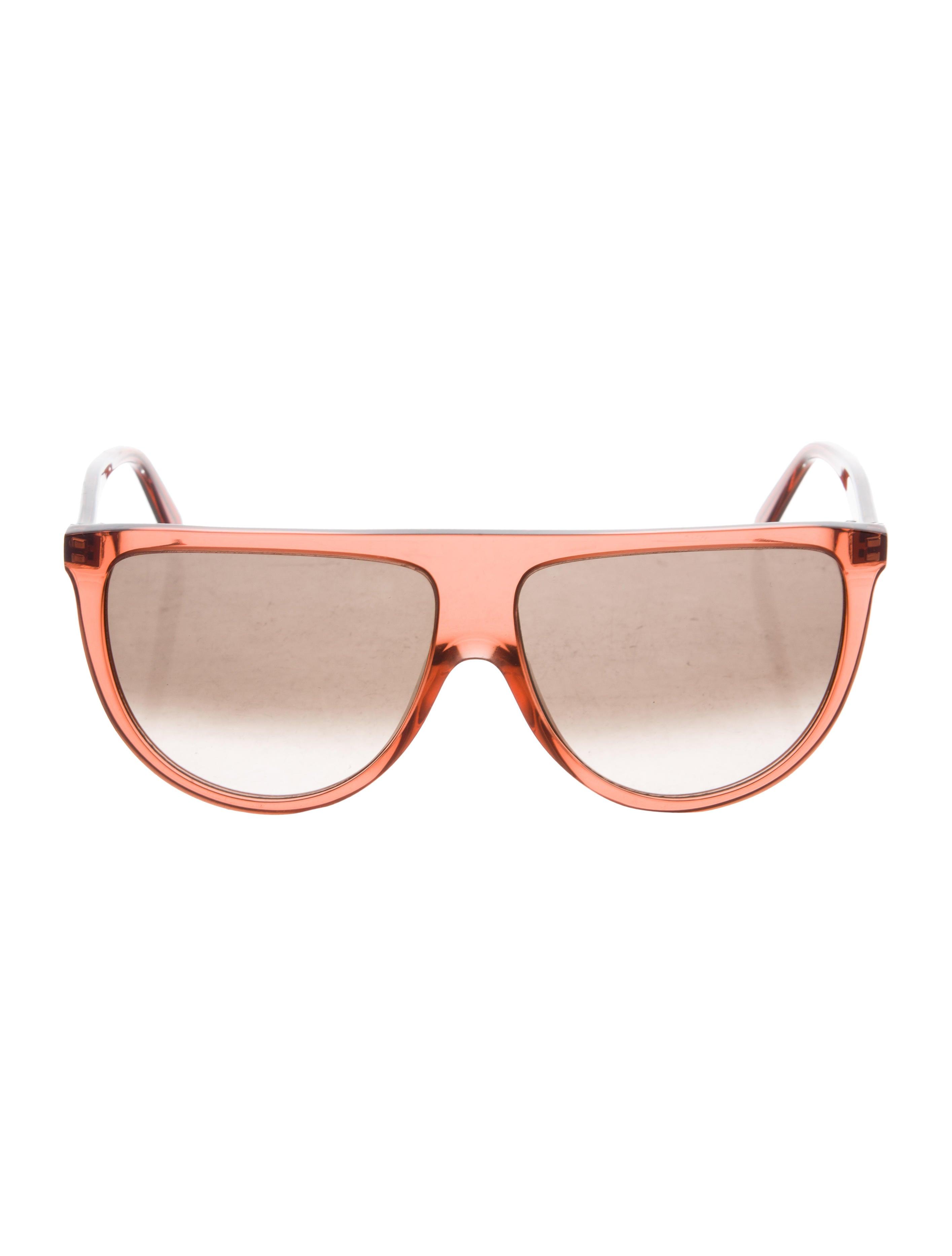 f44bc81a6e3c Céline Thin Shadow Sunglasses - Accessories - CEL77338