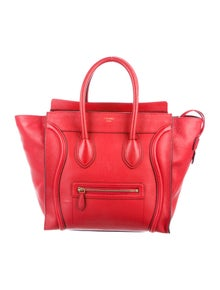 Celine. Céline Mini Luggage Tote fa10627131bb2