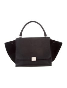 081a2cfac03b Celine. Céline Medium Trapeze Bag