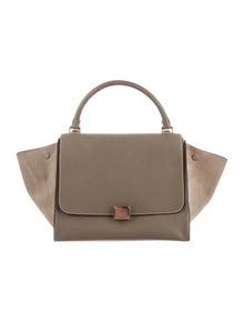 b9fb99071963 Celine. Medium Trapeze Bag