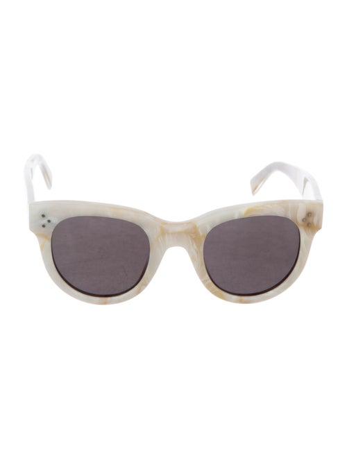 662134c27af8f Celine Audrey Marble Sunglasses - Accessories - CEL87511