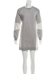 9c4d5a98a6b Celine. Céline Mini Sweatshirt Dress