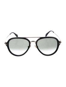 ff35ca9f51 Gradient Round Sunglasses.  225.00 · Celine