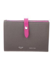 huge discount 1edd2 3094d Celine Wallets | The RealReal
