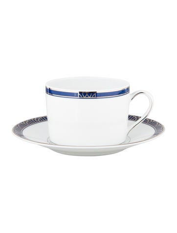 Christofle Talisman Cup & Saucer None
