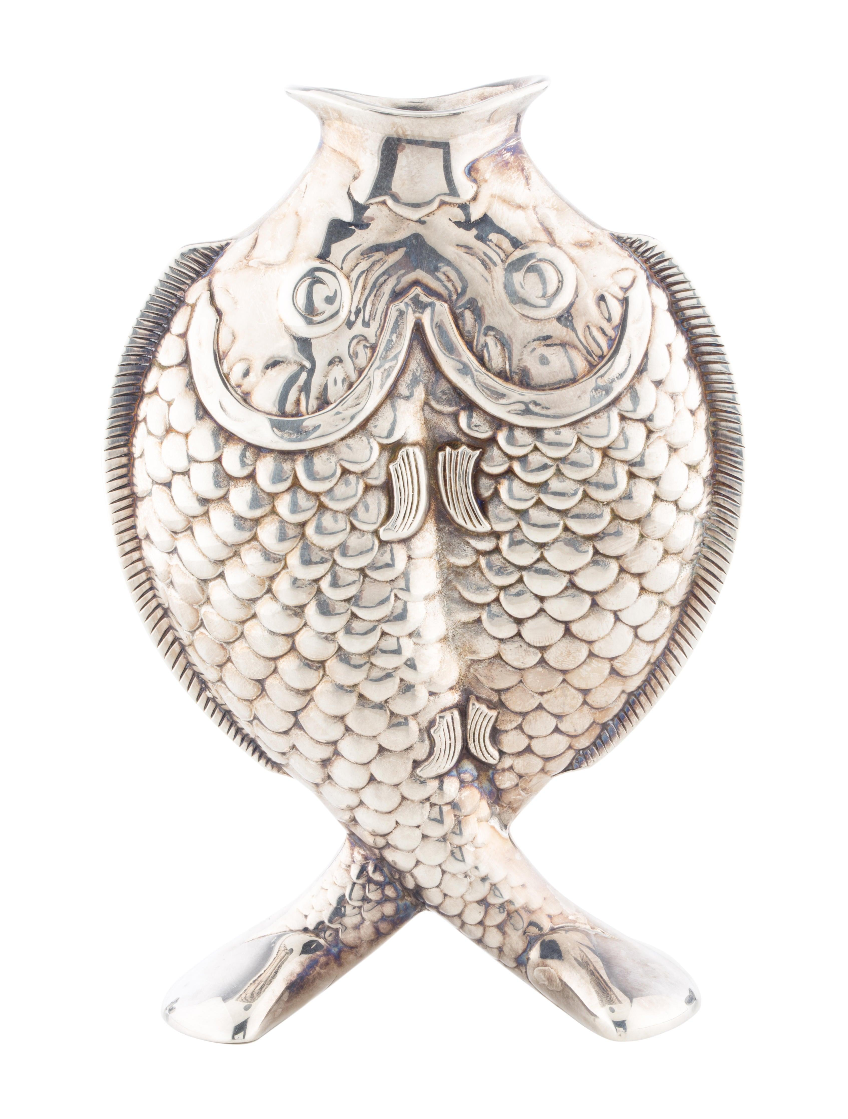 Christofle art nouveau vase decor and accessories for Artistic accents genuine silver decoration
