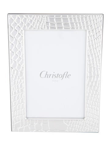 Christofle Sterling Papillon Picture Frame Decor And Accessories