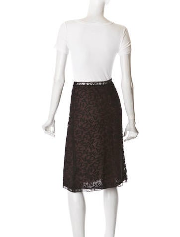 Lace Skirt w/ Tags