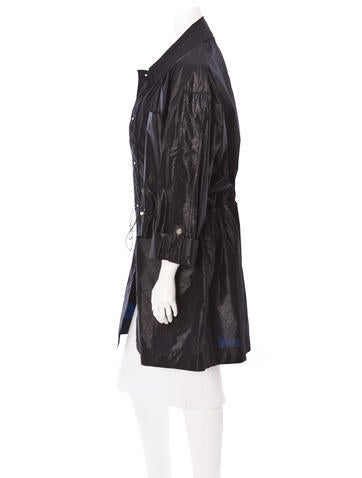 Drawstring Jacket w/ Tags