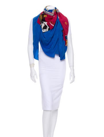 Matisse and Makeup Scarf