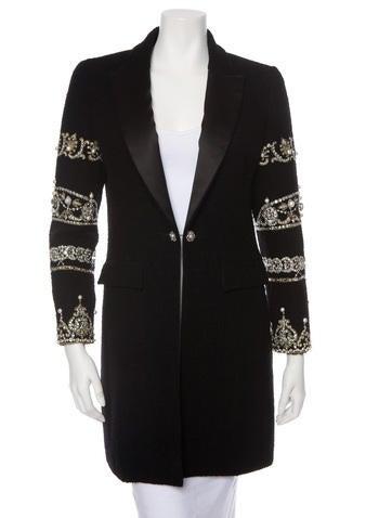 Beaded Coat