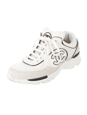 CC Round-Toe Sneakers