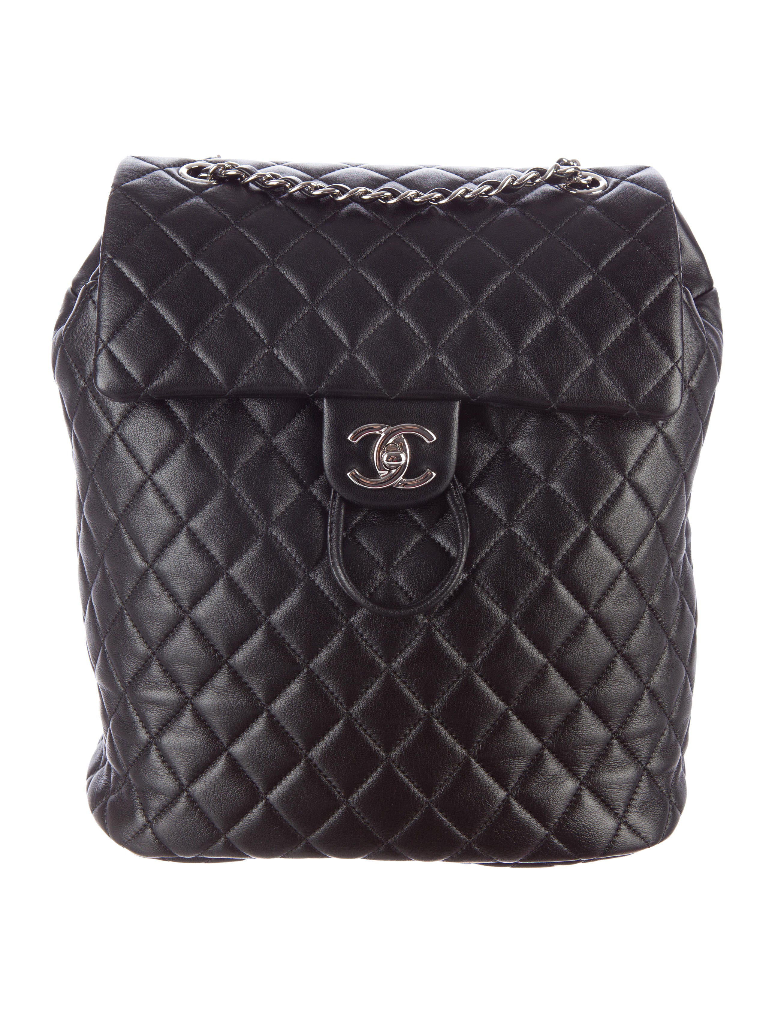 Chanel Spring 2016 Quilted Urban Spirit Backpack w  Tags - Handbags ... 8ff6e50a9d