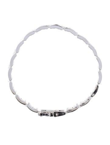 18K and White Ceramic Ultra Bracelet