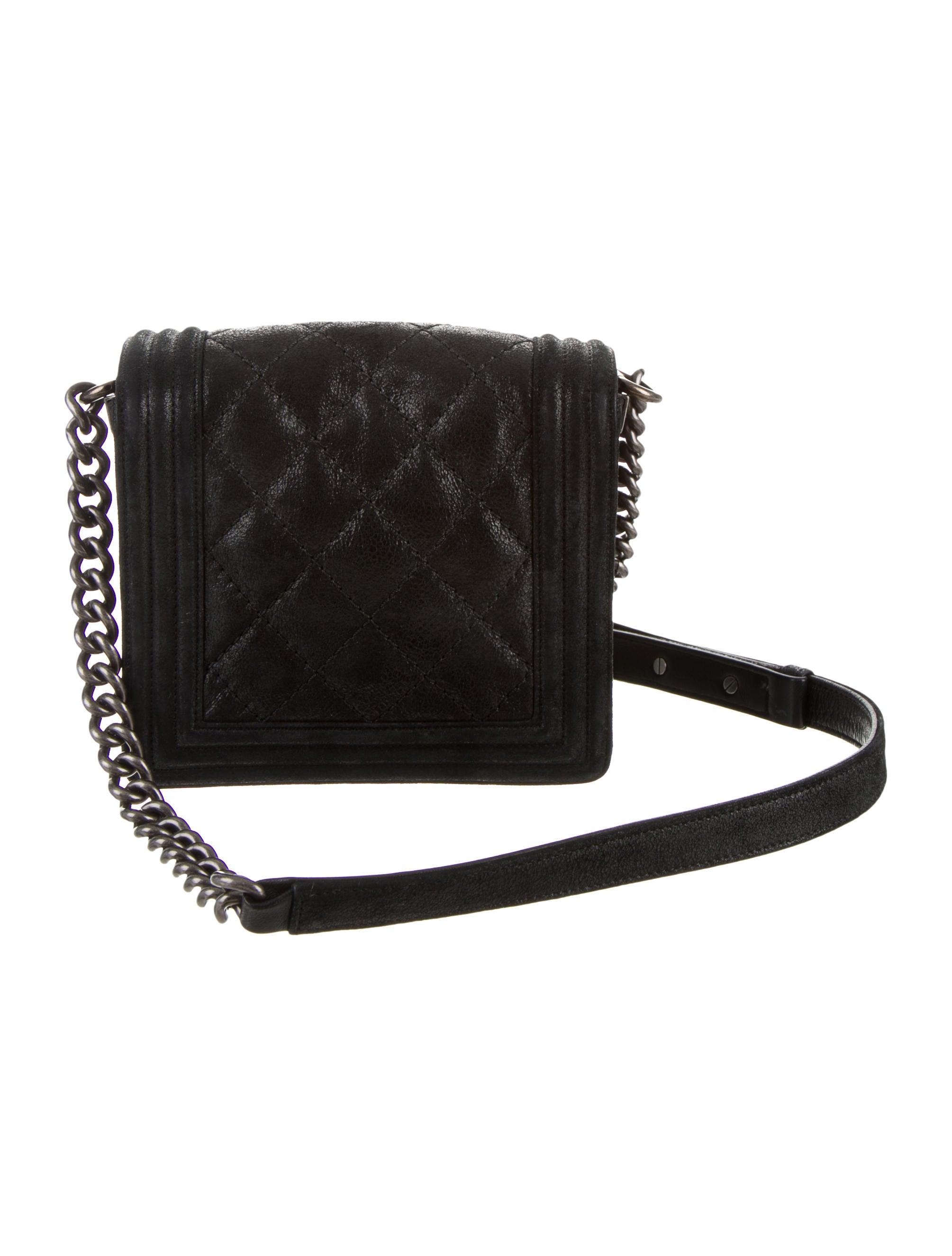 Chanel Gentle Small Square Boy Bag Handbags Cha102594