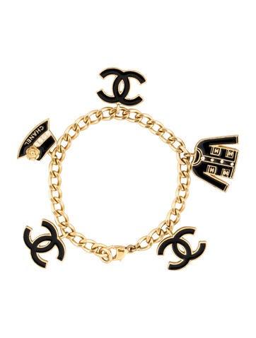 CC Charm Bracelet