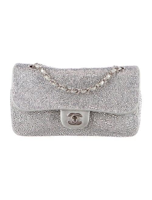3ad1aa5abf25 Chanel Swarovski Strass Flap Bag - Handbags - CHA105550 | The RealReal