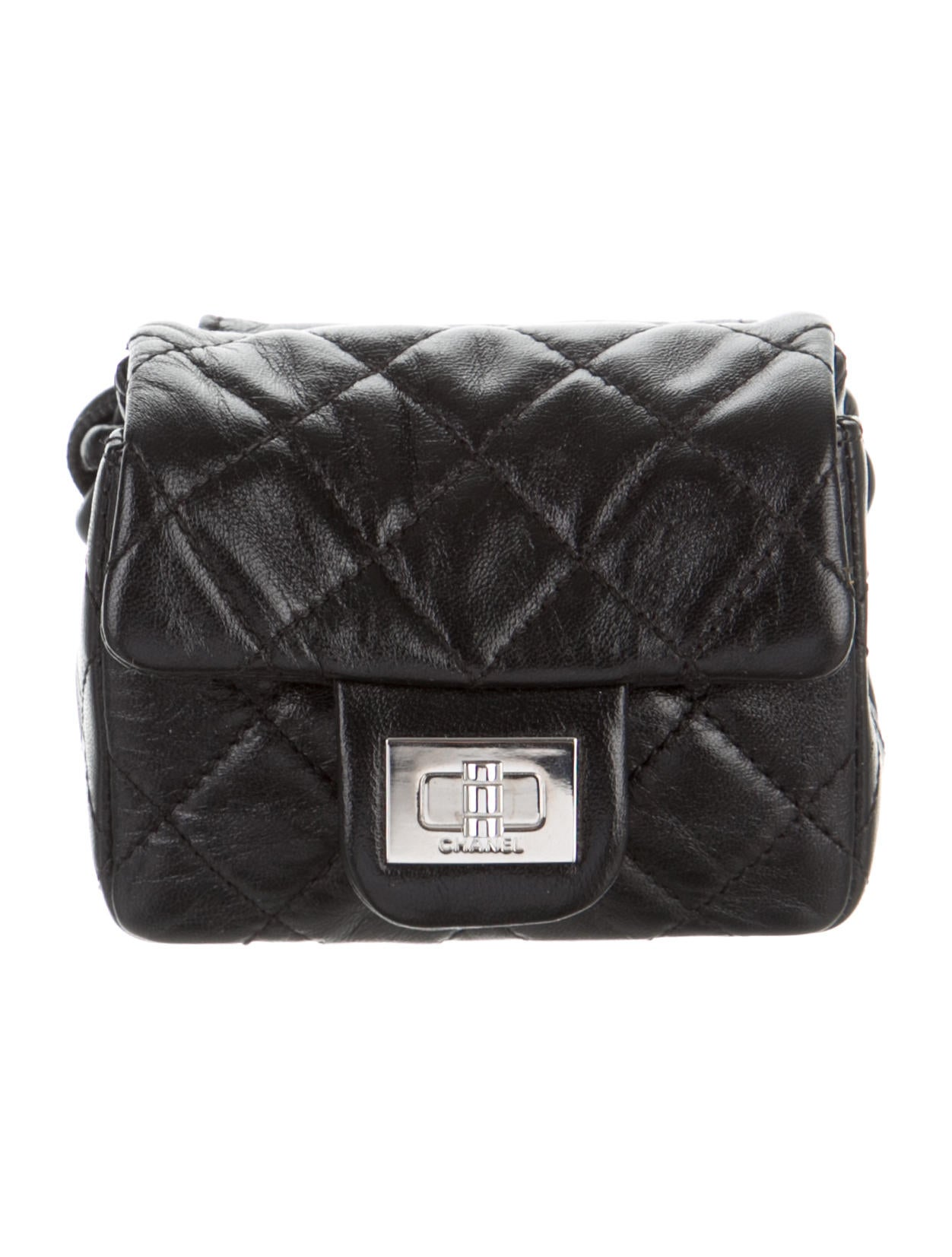 e267d043c88c7 Chanel Quilted Reissue Ankle Bag - Handbags - CHA107874 | The RealReal