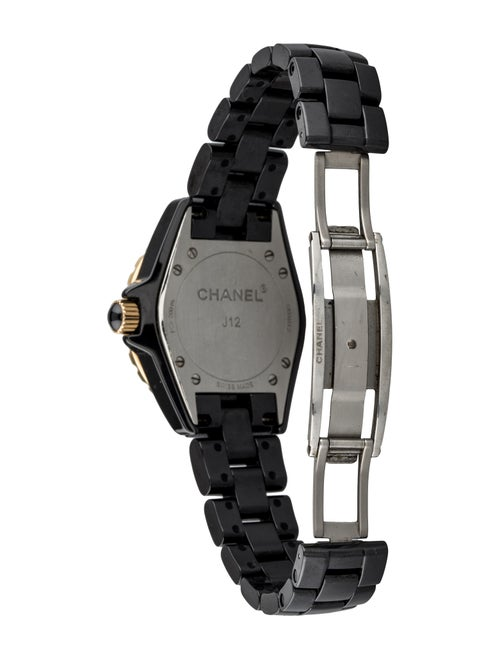 the best attitude 3550f 188ed Chanel J12 Watch - Bracelet - CHA108880 | The RealReal