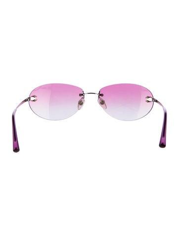 CC Rimless Sunglasses