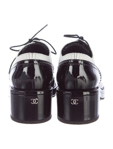 2015 Patent Leather Oxfords