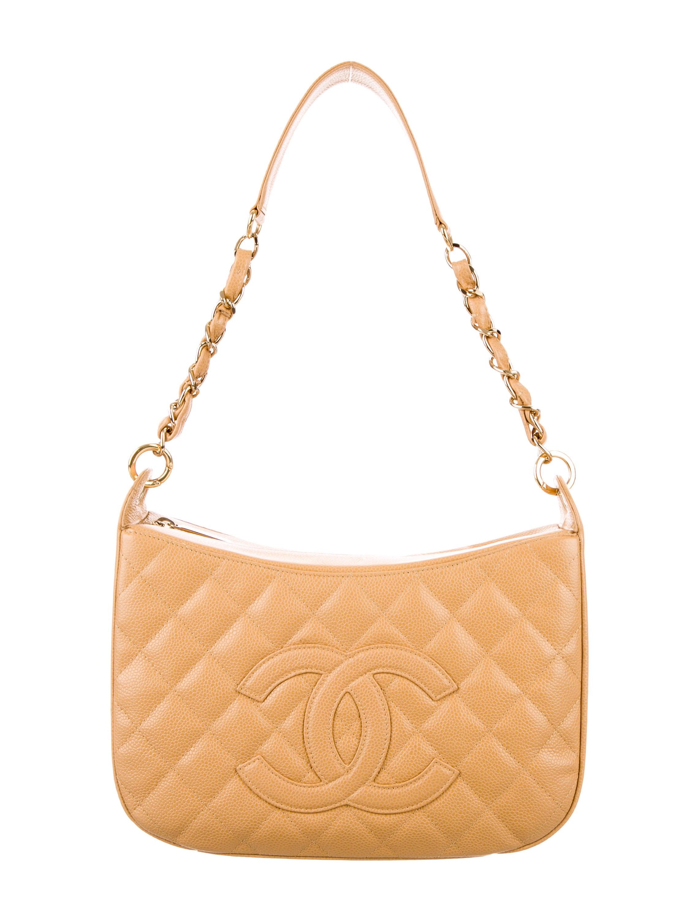 Chanel Timeless Shoulder Bag - Handbags