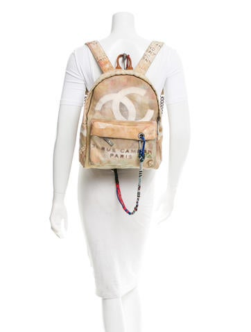 Graffiti Etoile Backpack