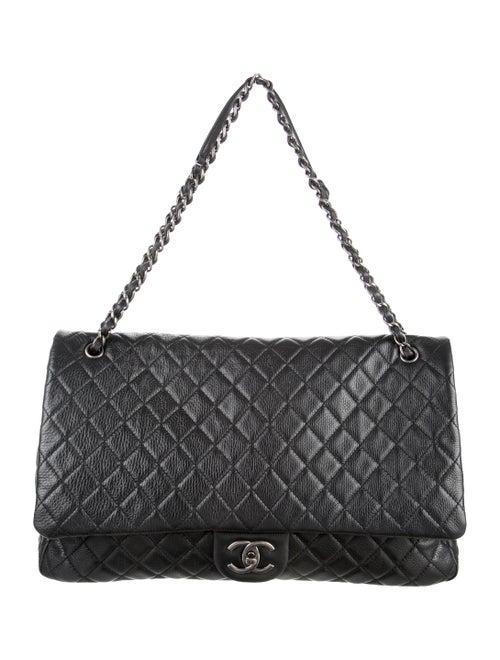 77a11c26820251 Chanel XXL Airline Classic Flap Bag - Handbags - CHA109951 | The ...