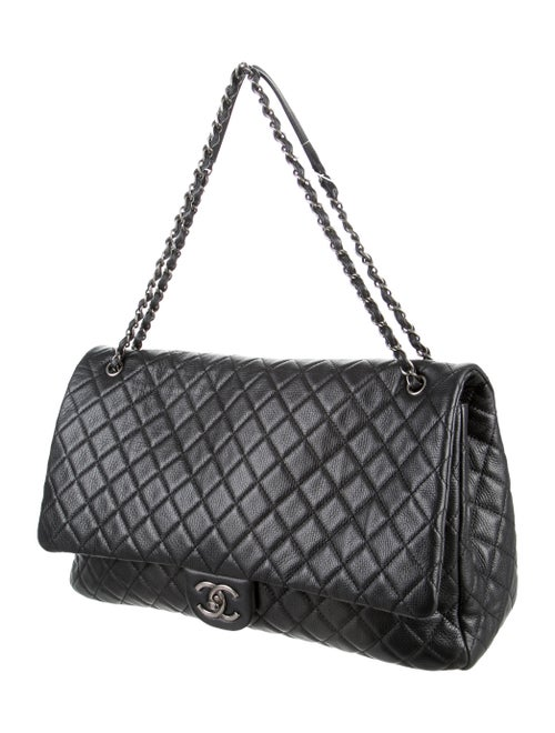 Chanel XXL Airline Classic Flap Bag - Handbags - CHA109951 ...