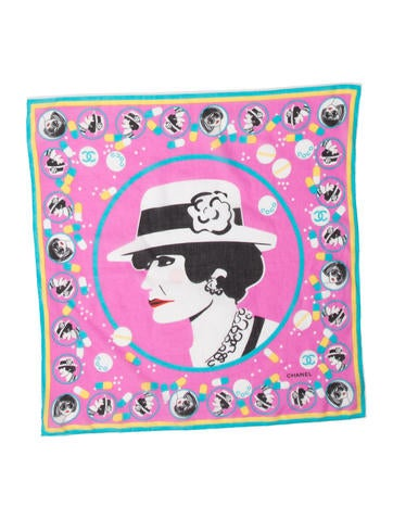 Mademoiselle Coco Scarf