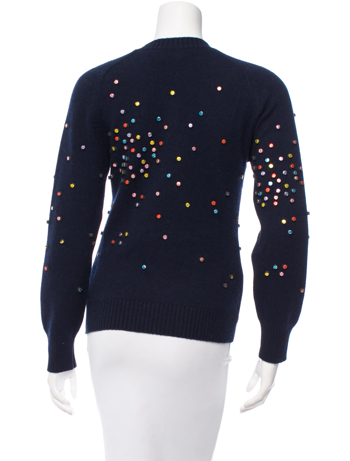 chanel prespring 2014 cashmere sweater clothing