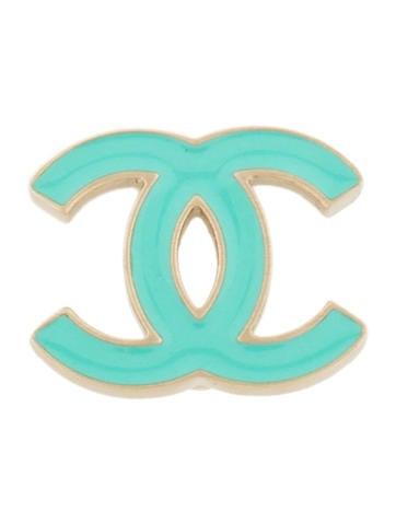 Teal CC Pin