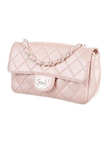 Mini Rectangular Classic Flap Bag