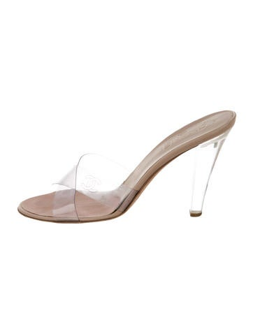 PVC CC Slide Sandals