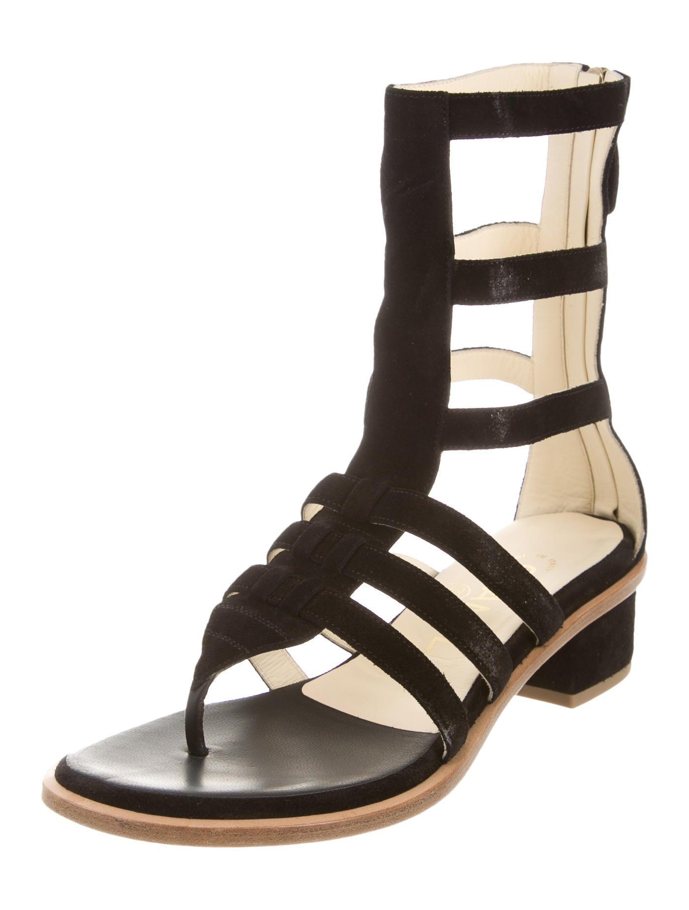 Chanel Spring/Summer 2015 Gladiator Sandals